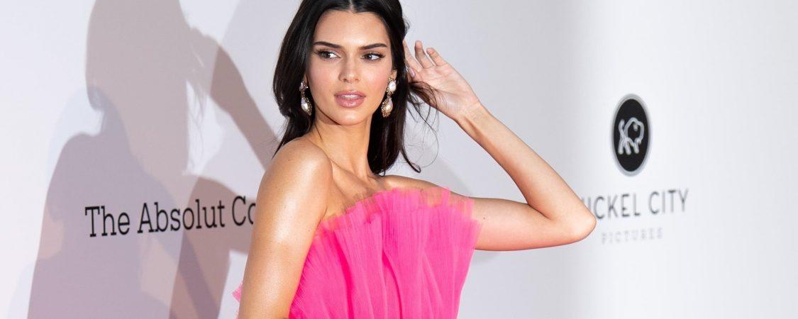 Kendall attends amfAR Cannes Gala